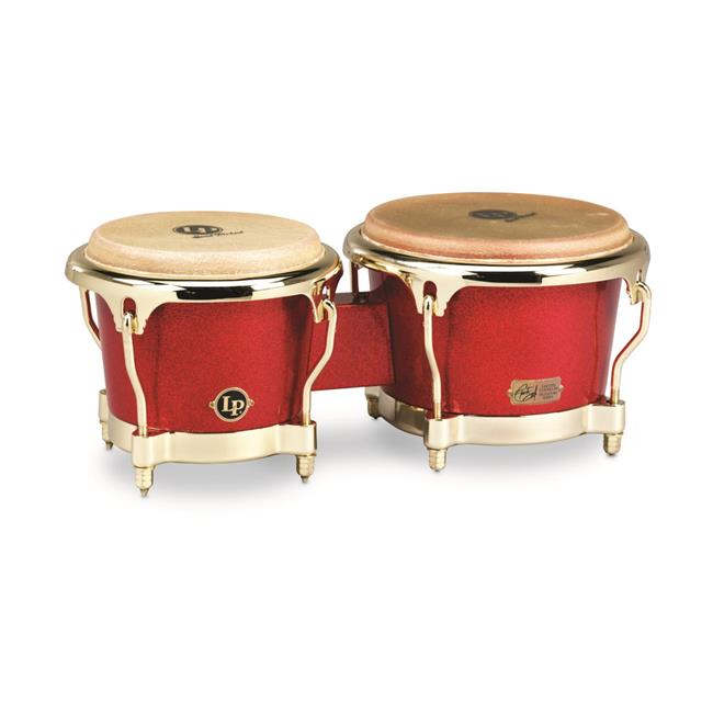 Latin Percussion LP794V-ARG Galaxy FG Bongo Fciii Arena Red, Gold Hw