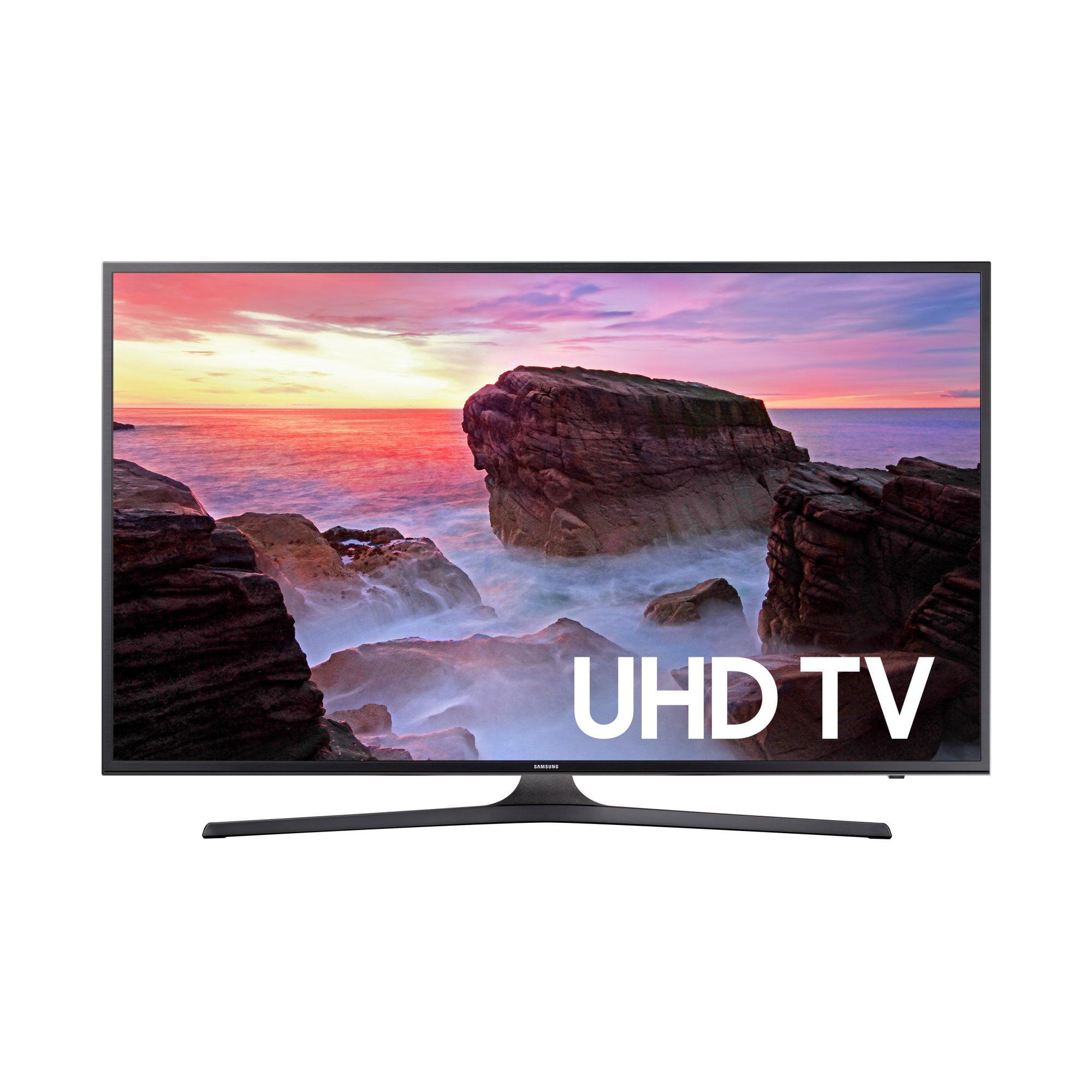"SAMSUNG 58"" class 4k (2160P) Ultra HD Smart LED TV (UN58MU6070) by Samsung"