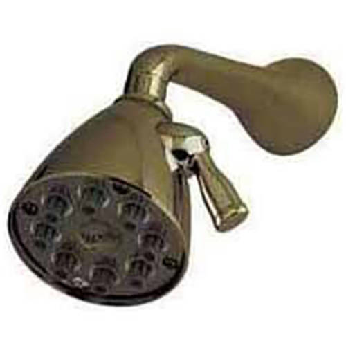 Rohl BI00059 Bossini Multi-Function Calliano Shower Head, Available in Various Colors