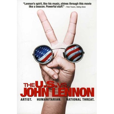 The U.S. vs. John Lennon (DVD) (The Rock Vs Brock Lesnar Vs John Cena)