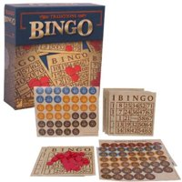 Traditions 2267484 Bingo Set Board Game - Case of 30