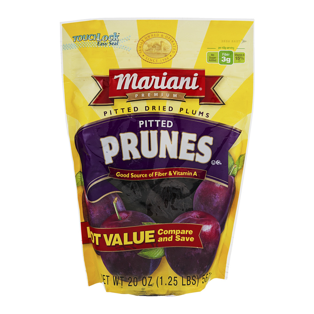 Mariani Pitted Prunes, 20.0 OZ