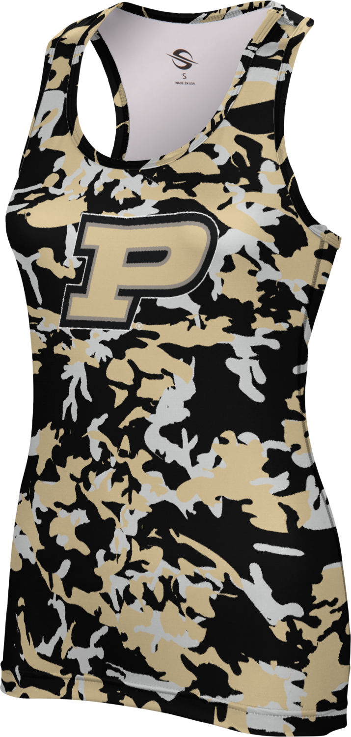 ProSphere Women's Purdue University Camo Performance Tank by