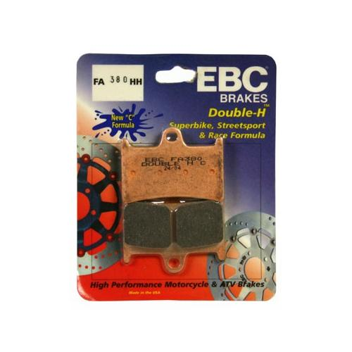 EBC Double-H Sintered Brake Pads Front (2 sets Required) Fits 04-06 Yamaha YZF R1