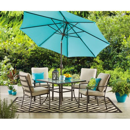 Mainstays Richmond Hills 5-piece Dining Set