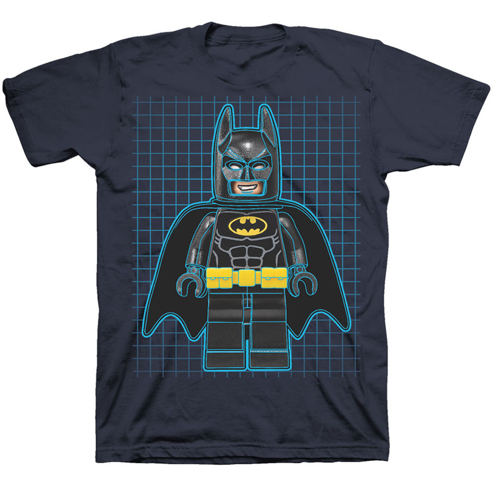 Little Kids Licensed Lego DC Super Heroes Shirt New 5-6