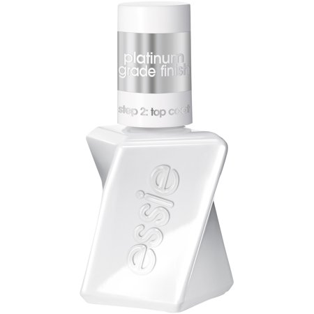 essie Gel Couture Platinum Grade Finish Top Coat (Best Matte Nail Polish Top Coat)