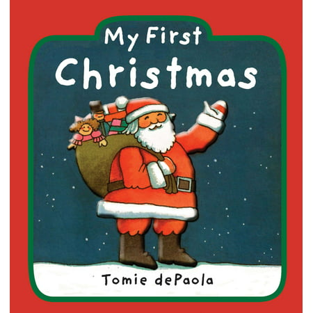 My 1st Christmas (Board Book) ()