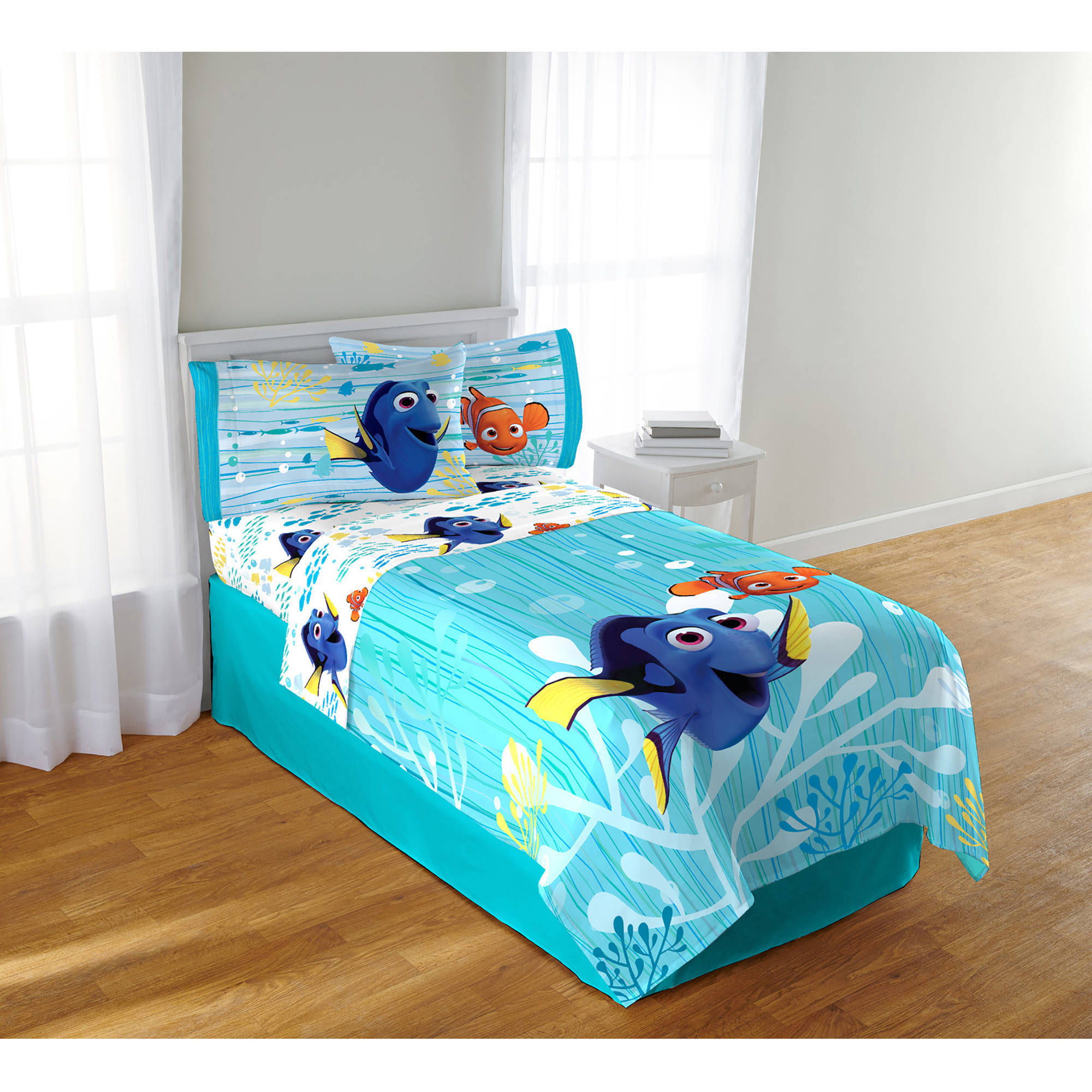 Finding Dory Sheet Set