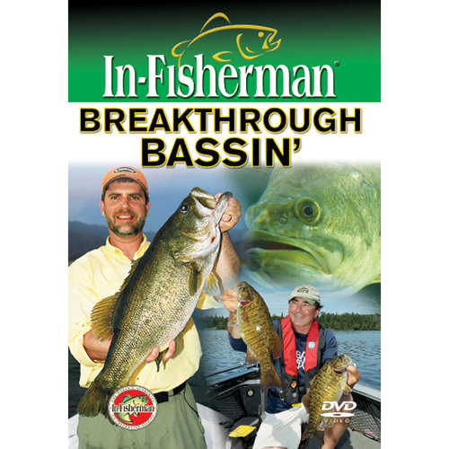 In-Fisherman Breakthrough Bassin' DVD