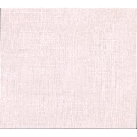 Advantage Langston Light Pink Linen Texture Wallpaper