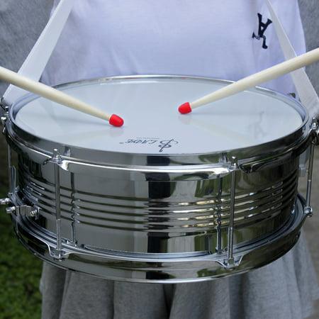10pcs Drumstick Silent Tips Mute Drum Stick Mallet Protectors Covers Silicone Material Drum Set Accessories - image 7 de 7