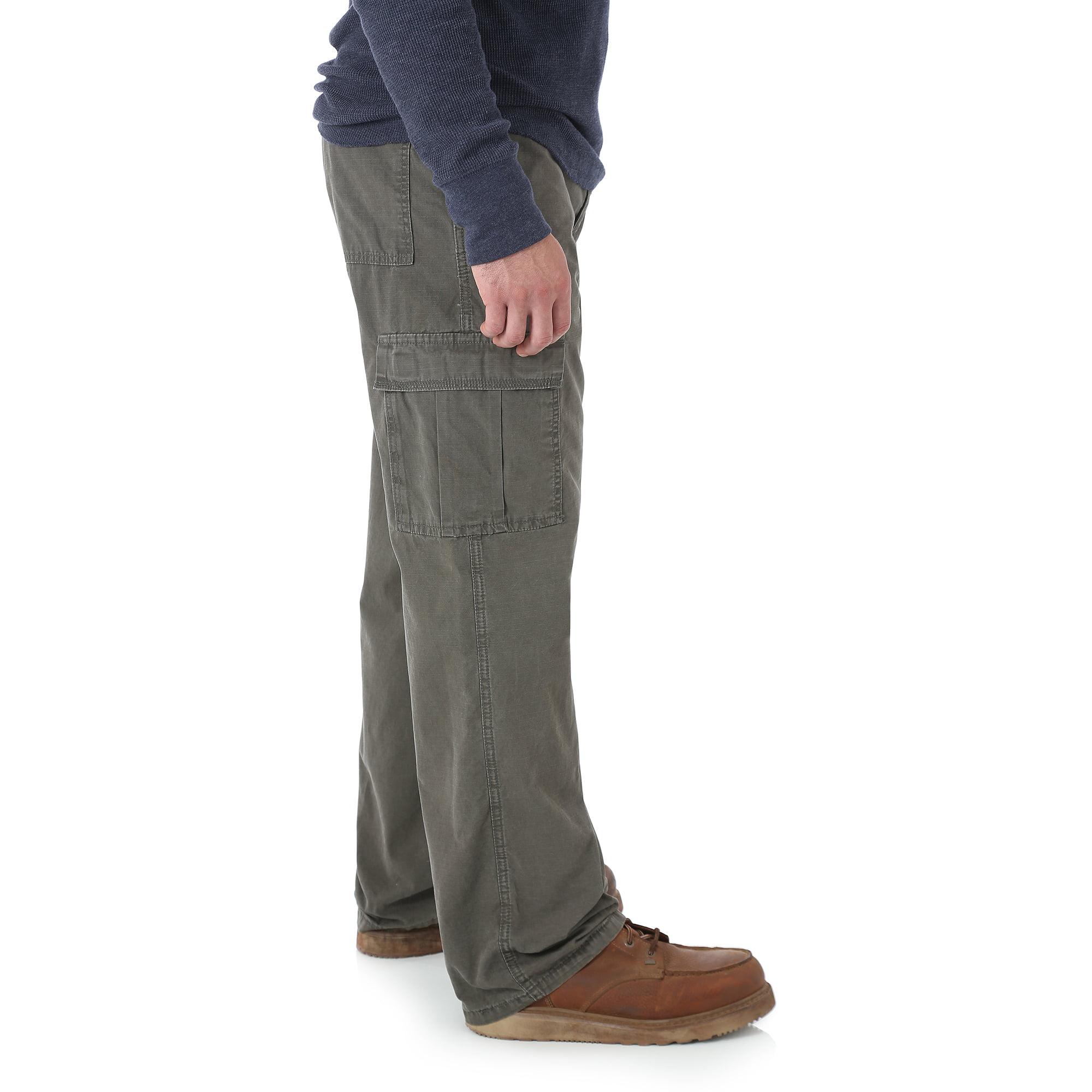 Name Brand Cargo Pants - White Pants 2016