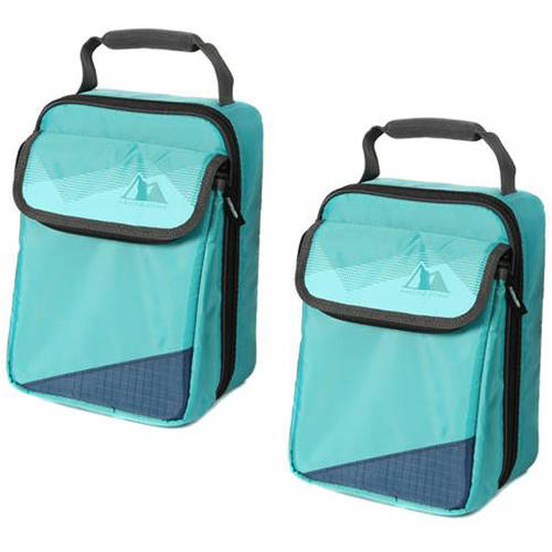 Arctic Zone 2-Pack Expand Lunch, Teal