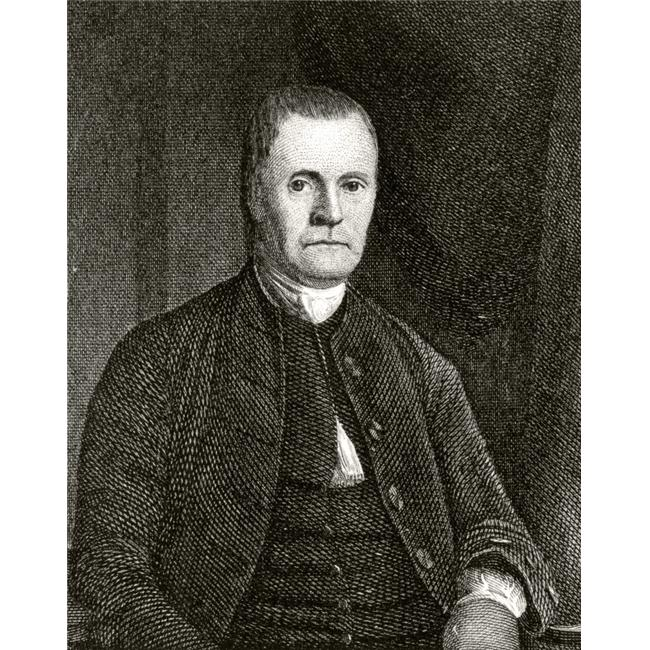 Posterazzi DPI1839632 Roger Sherman 1721 To 1793 American Lawyer & Politician A Signatory of Declaration of Independence Engraved by S S Jocelyn From A Painting by Earle Poster Print, 12 x 16 - image 1 of 1