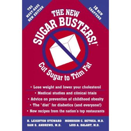 New Sugar Busters: Cut Sugar to Trim Fat