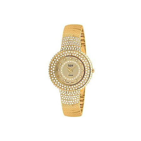Diamond Accent Crystal Watch