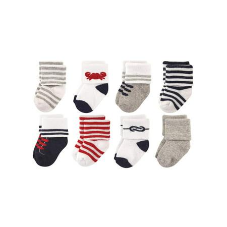 Socks, 8-pack (Baby Boys)