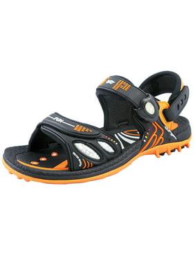 Signature Sandals for Boys: SNAP LOCK Closue, Waterproof, Slip-resistant