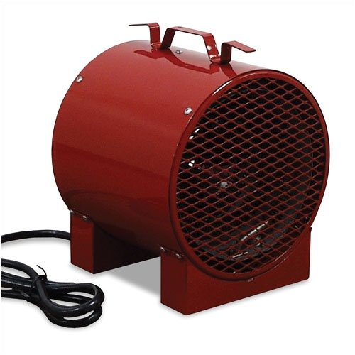 TPI 1,000 Watt Portable Electric Fan Utility Heater