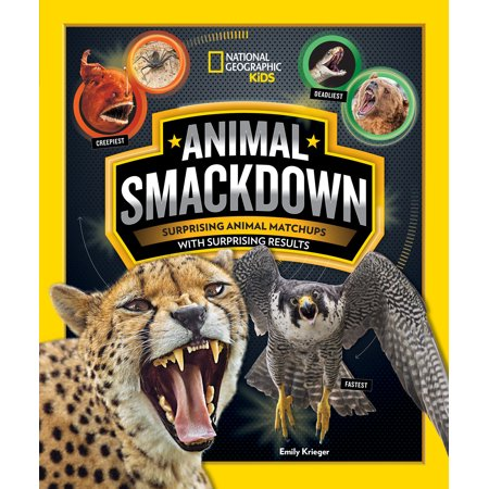 Animal Smackdown : Surprising Animal Matchups With Surprising (Smackdown Magazine)