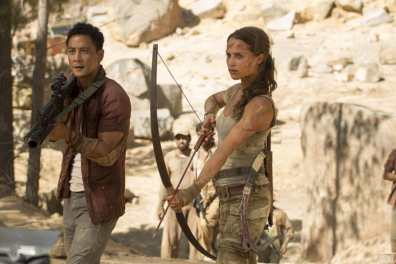 Tomb Raider ( (DVD)) - Walmart.com