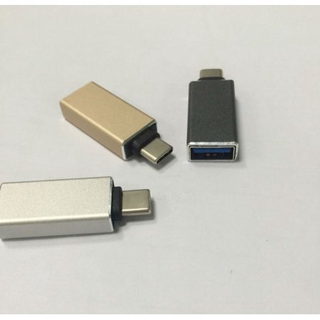 8e29262acb8 USB-C to USB 3.0 Adapter, USB3.1 Type C Male to USB 3.0 A Female ...