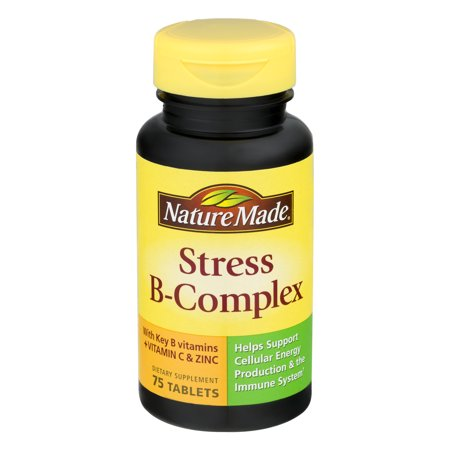 Nature Made Stress B-Complex - 75 CT75.0 CT