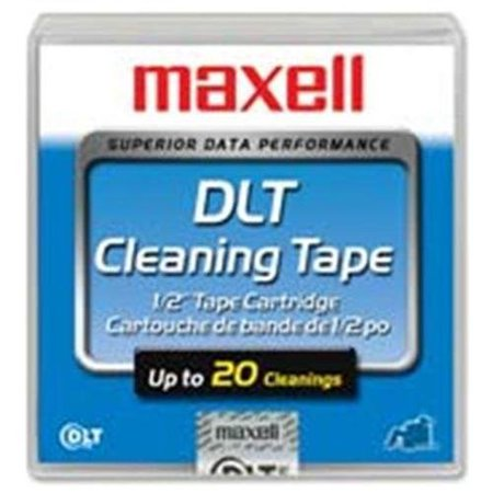 Maxell DLT III/IIIXT/IV Clng 20 pass