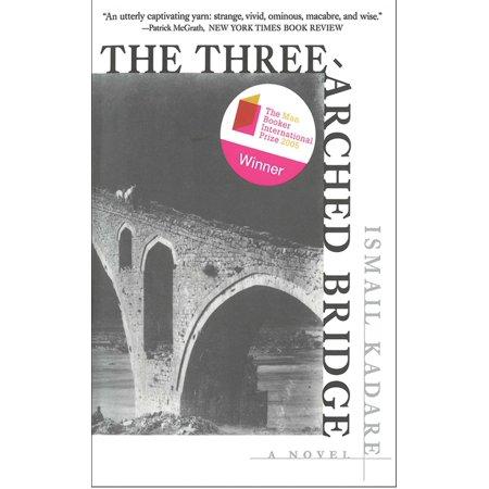 The Three-Arched Bridge : A Novel Arch Top Mandolin Bridge