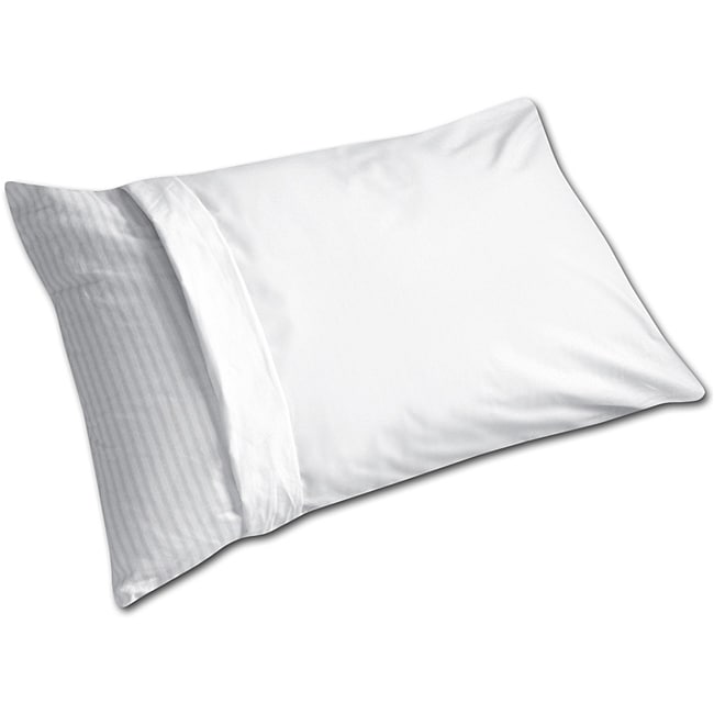All-in-One Pillow Protectors with Bed Bug Blocker King Size Levinsohn Textile