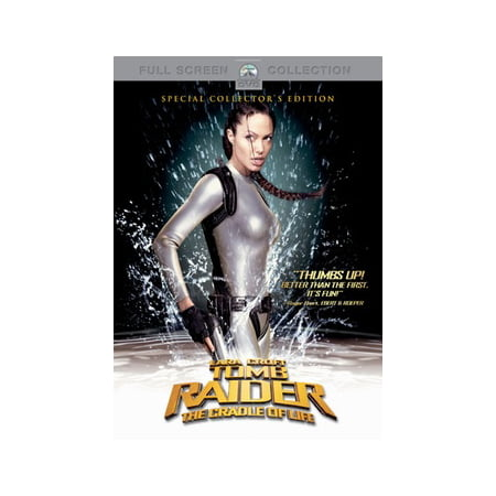 Tomb Raider: The Cradle of Life (DVD)