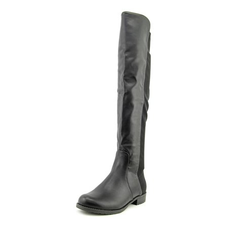 Unisa Gillean 2 Round Toe Synthetic Over the Knee Boot