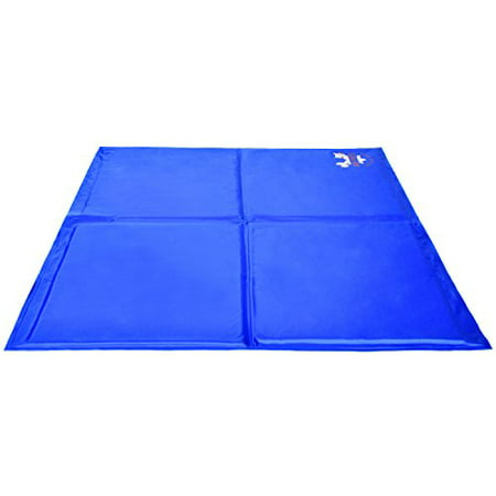 Arf Pets Pet Dog Self Cooling Mat Pad For Kennels Crates