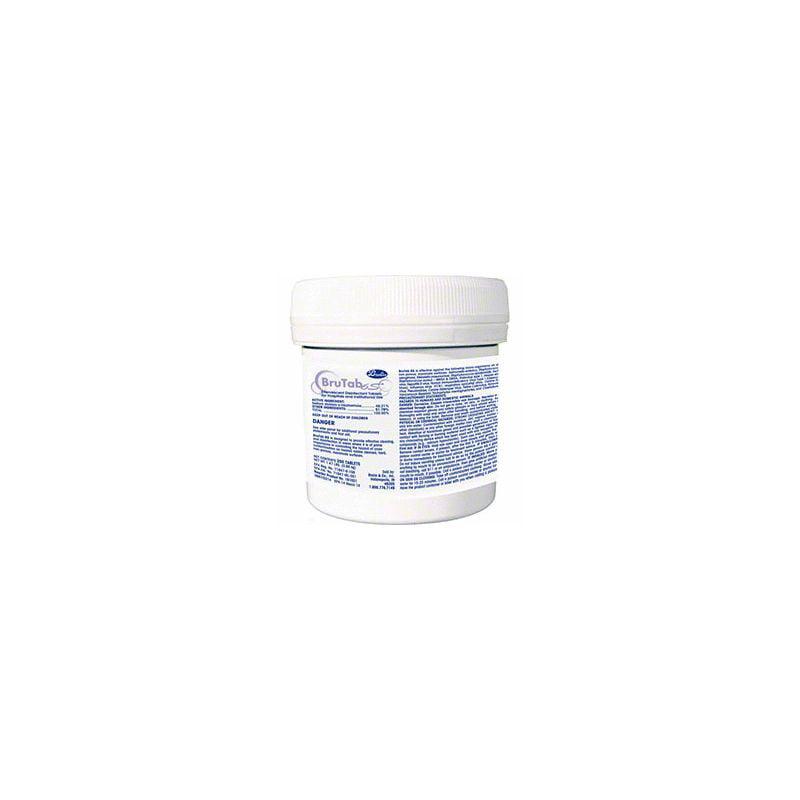 Brulin Brutab 6S Sanitizer Tablet 3.34Gm F/Quarts 200 Per Tub, 1 Tub