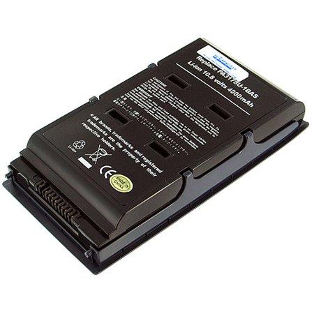 Battery Biz Hi-Capacity B-5352 Laptop Battery for Toshiba Satellite