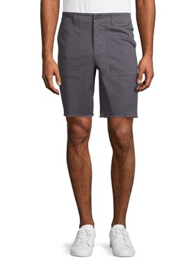 No Boundaries Men's Porkchop Pocket Shorts