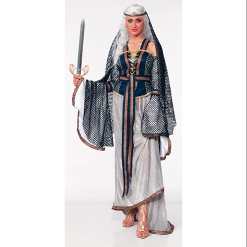 Medieval Fantasy Lady Of The Lake Adult Costume
