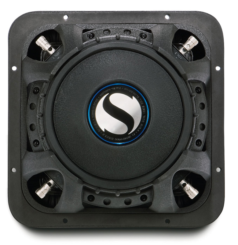 Kicker Refurbished 11S15L7D2 Car Stereo Solobaric 15 Inch L7 Dvc 2 Ohm 2000W Sub - Factory Certified Refurbished