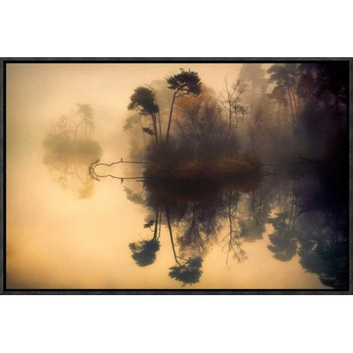 Global Gallery 'My Place' by Anton Van Dongen Framed Photographic Print