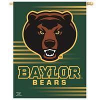 Baylor University Bears Vertical Outdoor House Flag