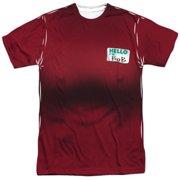 Fight Club Bob Costume (Front Back Print) Mens Sublimation Shirt