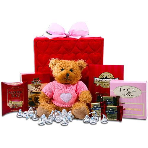 Alder Creek Chocolate & Kisses Valentine's Gift Set