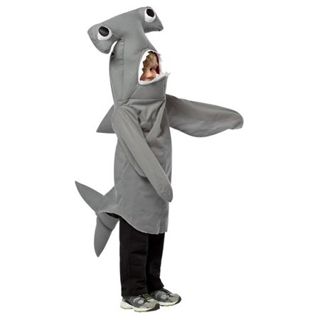 Morris Costumes GC64951824 Hammerhead Shark Costume, Size 18-24 Months for $<!---->