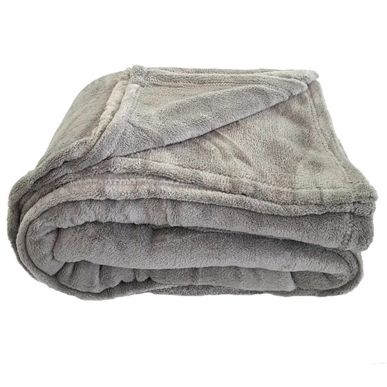 gray fleece blanket - Avarii.org | Home Design Best Ideas