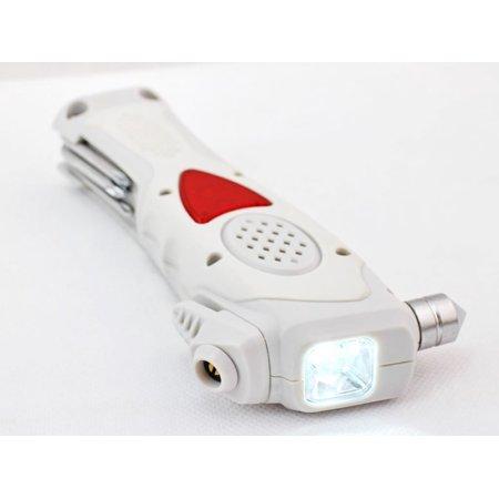 Styler STM015 Emergency Tool, Light, Window Breaker, 6 x screw drivers Alarm