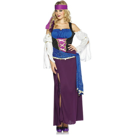 mystic gypsy adult halloween costume