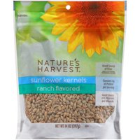 Nature's Harvest Ranch Flavored Sunflower Kernels, 14 oz