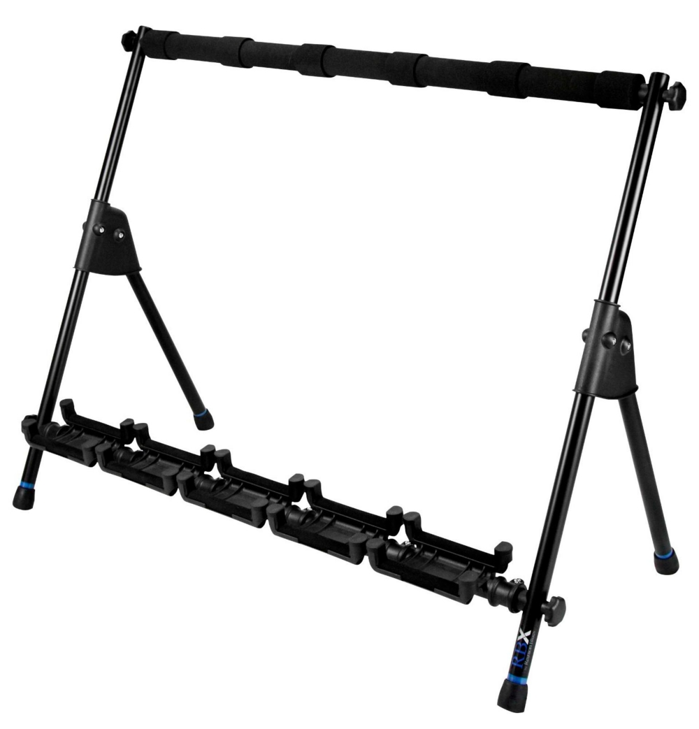Reunion Blues RBXS Multi-Guitar Stand (holds 5) by Reunion Blues