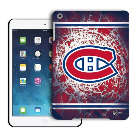 Ipad air 5th gen nhl montreal canadiens cover limited for Walmart meuble montreal
